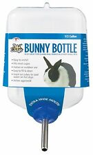 Pet Lodge Bunny Bottle Xl 64oz Water Bottle Wide Mouth Accommodates Ice