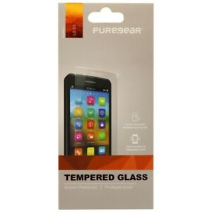 PureGear Tempered Glass Screen Protector for LG G5 Smartphones - Clear