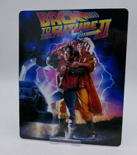 BACK TO THE FUTURE 2 Glossy Bluray Steelbook Magnet Cover (NOT LENTICULAR)