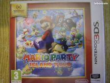 JEU MARIO PARTY ISLAND TOUR pour NINTENDO 3DS