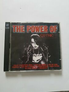 The Power of Gothic von Various CD