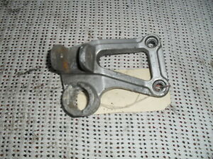 Kawasaki GPZ600R Right Pillion Footrest Hanger Foot Rest Plate
