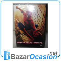 Película DVD Spiderman  Nuevo Precintado Castellano