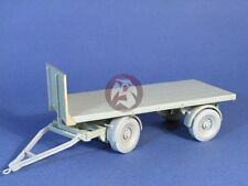 Resicast 1/35 British 4.5Ton Flatbed Articulated Trailer for 3Ton Lorry 351174