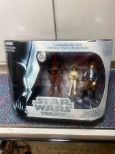 Hasbro Star Wars Commemorative Trilogy: The Empire Strikes Back - Han Solo,.