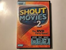 Shout About Movies Disc 2 (DVD) New