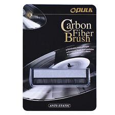 1X LP Record Cleaner Anti Static Super Extatic Velvet Clean Brush Carbon Fiber