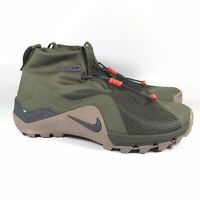 Nike Metcon X SF Cross Training Shoes Olive Green Tan BQ3123-208 Mens Size 8