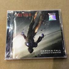 Iron Man 3 OST Soundtrack 大马版 malaysia Press