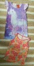 Unicorn Summer Dresses for Girls