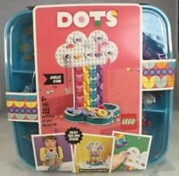 LEGO DOTS Rainbow Jewellery Stand Arts & Craft DIY Set 213 Pieces Age 6+ 41905