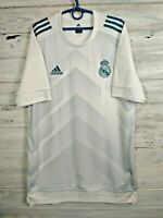 Real Madrid Jersey Training M Shirt Football Camiseta Soccer Adidas CD9696