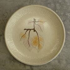 4  Johnson of Australia Beechleaf Side Plates 1970s Retro Replacements 17.7cm
