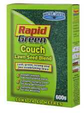 Rapid Green Couch Lawn / Grass Seed Blend 600gr