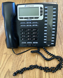 Allworx 9224P 24-line IP Display Office/Business Phone with Stand