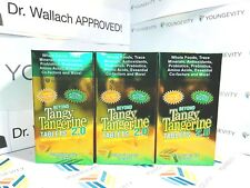 Beyond Tangy Tangerine 2.0 TABLETS (3) pack 160k ORAC! Dr. Wallach Youngevity