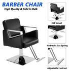 Classic Square Hydraulic Barber Chair Comfort Styling Salon Beauty Equipment US