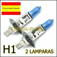 2Pcs H1 6000K Super Blanco 12V 100w Xenon Faro Bombilla Halógena Lámpara 448