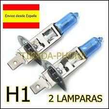 H1/6000K Muy Blanco 12V 55w  XENON faros de halógeno Bombilla Lámpara.blister