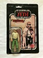 Star Wars Vintage Lili Ledy Prune Face 50 Back Very Rare Mexico LOOK!!!