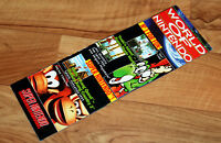 SNES Vintage Promo Ad Booklet Donkey Kong Country 2 Secret of Mana Evermore etc
