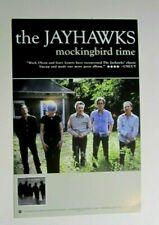 The Jayhawks ~ Mockingbird Time Promo Poster