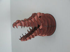 Large Alligator Head *** FREE U.S. Shipping Included***