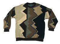 Tundra Cosby Notorious BIG Style 3D Hip-Hop Sweater Mercerized Cotton Men's XL