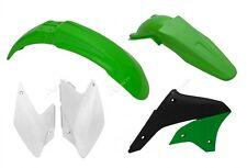 Kit Plastiche Kawasaki KLX R 450 2007=>2016 Colore Originale Rtech Plastic Kit