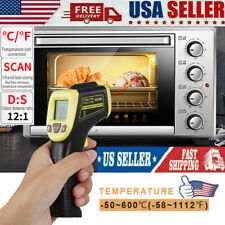 New Listinginfrared Thermometer Non Contact Digital Laser Temperature Gun Meter 581112