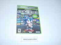 New SONIC'S ULTIMATE GENESIS COLLECTION game for Microsoft XBOX 360 - Sealed !!