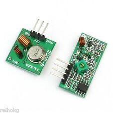 Kit émetteur récepteur 433 Mhz module RF Arduino Raspberry PI DIY ARM MCU ASK