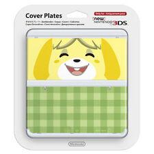 COVER PLATES 06 ANIMAL CROSSING NEW NINTENDO 3DS 3 DS NUOVA ORIGINALE SIGILLATA