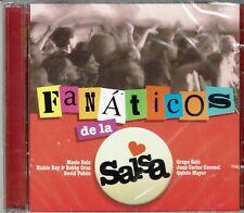 Fanaticos de La Salsa Maelo Ruiz Richie Ray & Bobby Cruz y Otros NEW SEALED CD