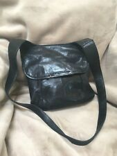Hobo The Original Crossbody Messenger Bag in Black EUC