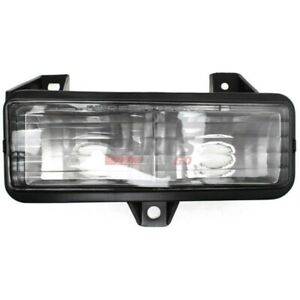 NEW TURN SIGNAL LAMP LENS AND HOUSING LH FITS 1989-1996 CHEVROLET G30 16510853