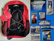Disaster Emergency Survival Stater Kit : Camping, earthquake, Hurricane etc.