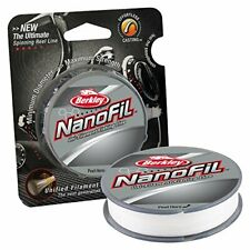 Berkley NanoFil Uni-Filament Fishing Line Clear Mist 150-Yard/10-Pound