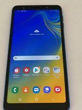 Samsung Galaxy a7 2018 Dual Sim Entsperrt ausgezeichnete Android Smartphone frei p&p