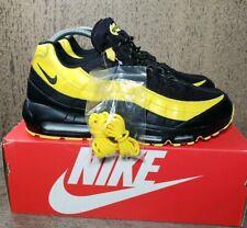 cheap for discount e1b9b 3c114 Nike Air Max 95 Men s Size 13 Black-TOUR Yellow AV7939-001 Frequency Pack
