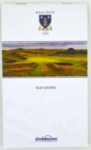 ROYAL TROON (2016 Open Championship) YARDAGE GUIDE