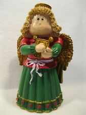 """Holiday Collection Dough Angel Figurine 12"""" Tall New In Box Nib"""