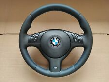 BMW OEM M Sport Steering Wheel Genuine Nappa E39 E46 E53 X5