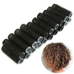 20x EXTRA SMALL HAIR ROLLERS 15mm Self Cling Grip Salon Quality Volume Curling