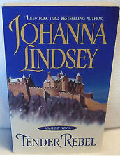 TENDER REBEL Johanna Lindsey BRAND NEW BOOK We ship Worldwide