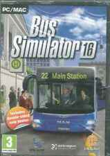 Bus guida SIMULATORE 16,2016,DRIVE 6 REALISTICO Autobus MULTIPLAYER PC & MAC SIM
