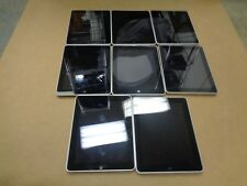 Wholesale Lot of 8 Apple iPad 1st Gen. 16GB Wi-Fi 9.7in - Black Tablets (Used)
