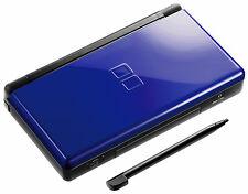 Nintendo DS Lite Cobalt Black Handheld System