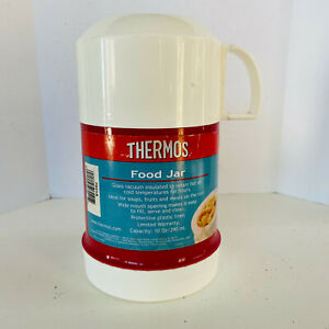 Thermos 07021A Hot And Cold Thermal Food Jar 10 Oz. FREE SHIPPING Canada Made