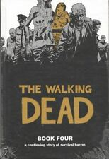 Graphic Novel - Image Comics - THE WALKING DEAD: Book Four HARDCOVER